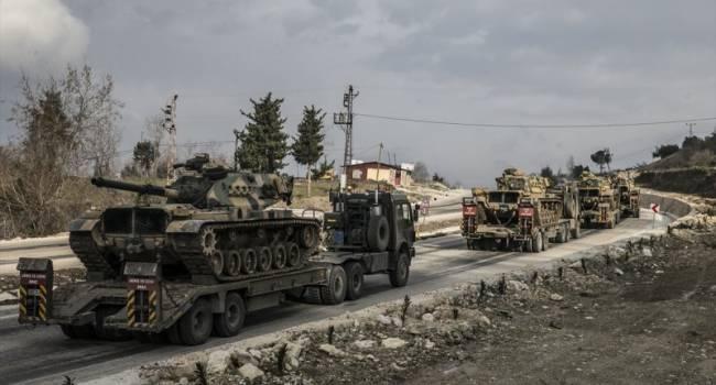 «Будет война?!»: Турция перебрасывает военные подразделения на границу с Грецией
