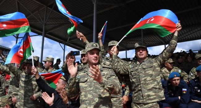 «Причину не уточнили»: Азербайджан вслед за Индией отказался участвовать в военных учениях в России