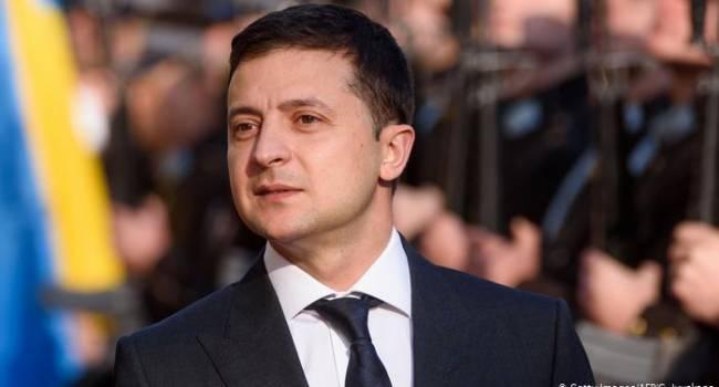 Зеленский выставил России условие по Донбассу