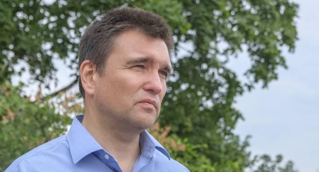 «Москва готова поднимать ставки - в Кремле видят, что сценарий с прекращением огня не работает»: Климкин прокомментировал обострение ситуации на Донбассе