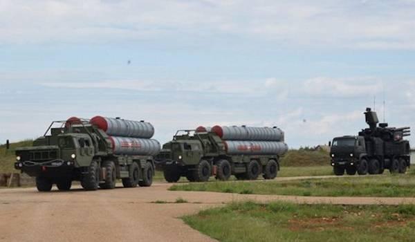 Россия в очередной раз провела военные учения в Крыму