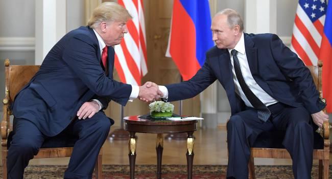 Коэн: Трампу Путин нравится тем, что сумел взять контроль над целой нацией, управляя ею, как собственной частной компанией