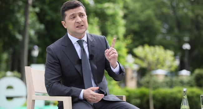 «Он уже заслужил»: Корнилов заявил, что России пора вводить санкции против Зеленского
