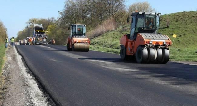Экс-нардеп: Для чего мы берем кредиты, если «откаты» при строительстве дорог сегодня составляют 30-40 процентов?