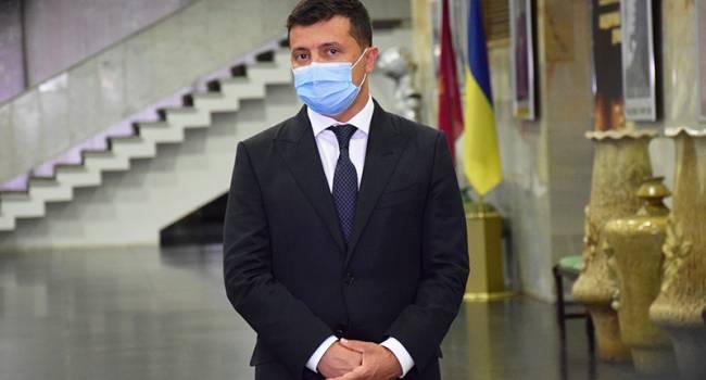 «Господин президент, чего боимся?»: в Сумах ветераны АТО все же дождались Зеленского