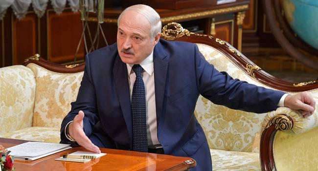 «Напрасно вы надо мной посмеялись - ягодки еще впереди»: Лукашенко заверил, что перехваченный разговор «Ника» и «Майка» о Навальном - это серьезная история