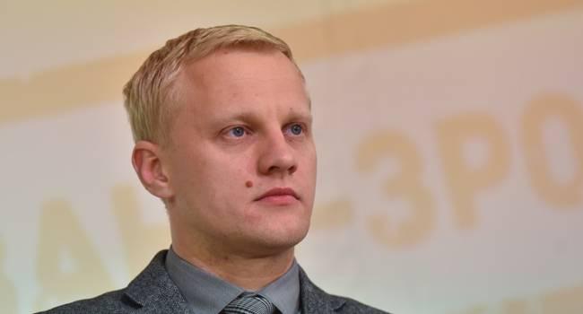 Шабунин: Мы поздравляем Медведчука с назначением его юриста на должность заместителя генерального прокурора. Но Зеленский, конечно же, ничего не знает