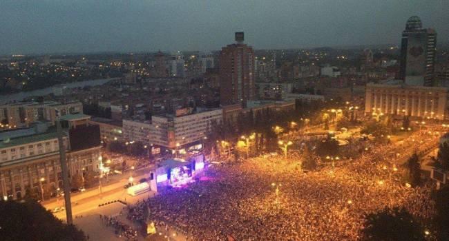 Люди в панике: В Донецке после концерта Лепсам местные ожидают всплеск коронавируса