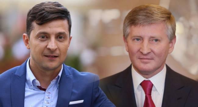 Лерос: Ахметов сделал Зеленскому предложение, от которого тот не смог отказаться