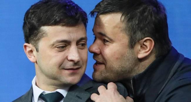 «После сериала «Слуга народа» ты дал людям надежду»: Богдан рассказал, как убедил Зеленского баллотироваться в президенты