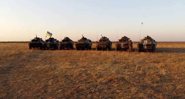 Ветеран АТО: обращаюсь ко всем участникам войны с Россией! Подымайте своих, Украине снова нужна армия