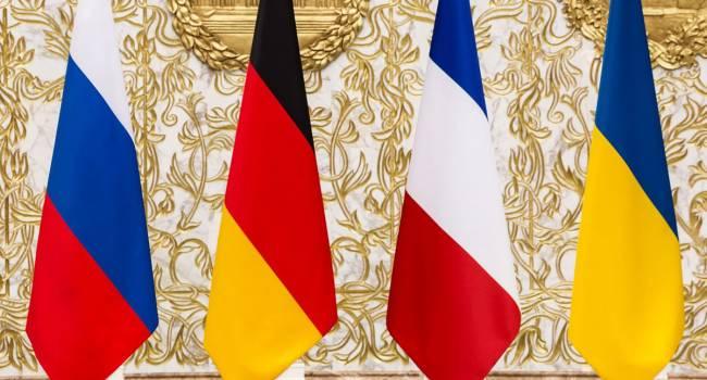 Жданов: Перспективы встречи лидеров стран «нормандской четверки» становятся все более призрачными