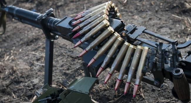 Российско-окккупационные войска обстреляли позиции ВСУ в районе населенного пункта Шумы, где планировалась встреча представителей СЦКК и ОБСЕ - штаб ООС