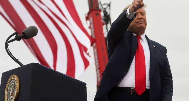 «Надеюсь, у нас не будет повода его использовать»: Трамп заявил о наличии у США супервооружения
