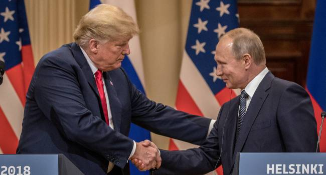 Муждабаев: подчиненность Трампа Путину многократно доказана, даже проговорена им самим