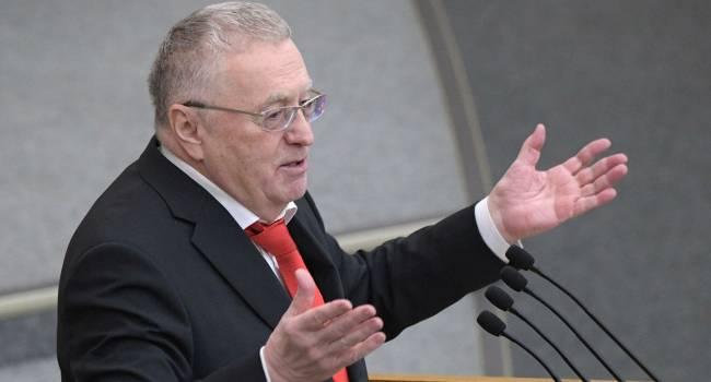 «Чтобы поняли, что Россия не собирается оккупировать Беларусь»: Жириновский предложил провести в Минске «парад дружбы и любви