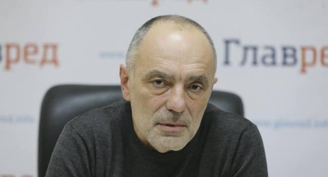 Касьянов: Риторический вопрос к «порохоботам» - почему вы не выходили на протесты после первых фактов предательства Порошенко?