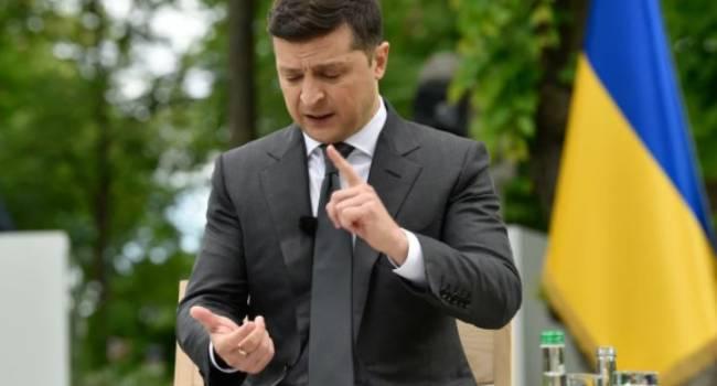 «Он никому не мешает грабить страну»: политик объяснил, сможет ли Зеленский досидеть до конца срока
