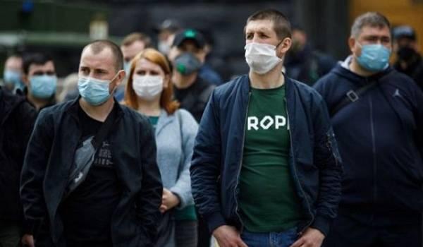 Эпидемия коронавируса в Украине: за минувшие сутки еще 2476 случаев заражений