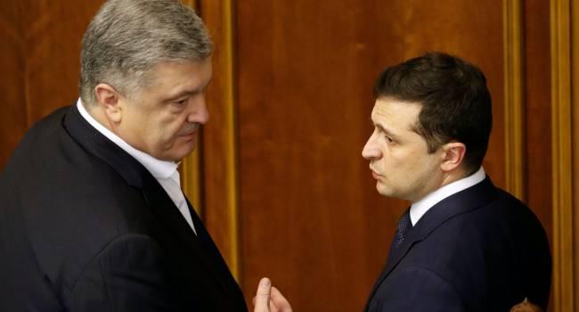 «Начинается силовой процесс»: Кузьмин заявил, что Зеленского ждет свержение, – Порошенко уже готовит
