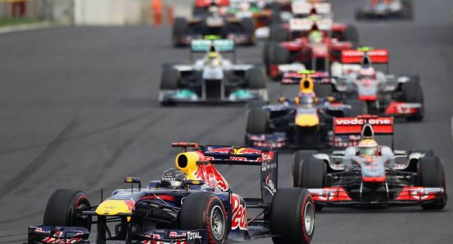 Впервые с прошлого сезона гонка «Формулы-1» прошла со зрителями