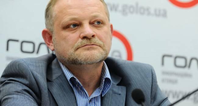 Золотарев: Совместные инспекции позиций ВСУ проводили и при Порошенко, но тогда все было тихо, и Турчинов держал язык в одном месте