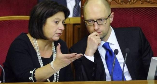 «Где Яресько с Яценюком, скрывавшие от нас правду?»: Гончаров предупредил, что финансовая пирамида вскоре рухнет, после чего бахнет мощная волна инфляции