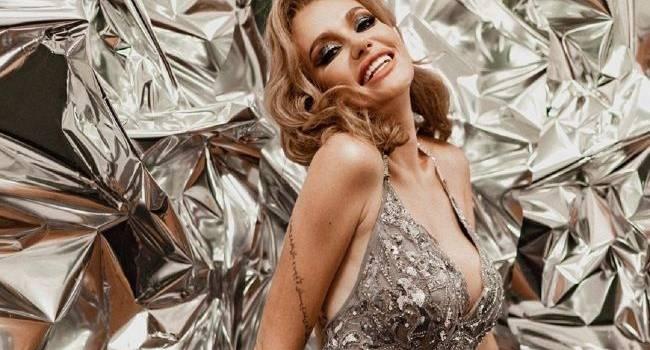 «Песня, под которую мы танцевали – это сплошной оголенный нерв»: Слава Каминская высказалась о своем уходе из шоу «Танцы со звездами»