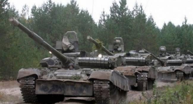 «Собрались в наступление»: Под Мариуполем наблюдается скопление боевой бронированной техники «ДНР»