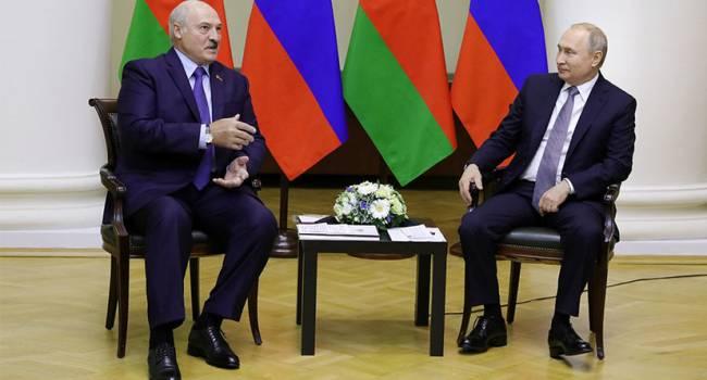 Цимбалюк: вчера решение было принято – территория Белоруссии будет под полным протекторатом Российской Федерации