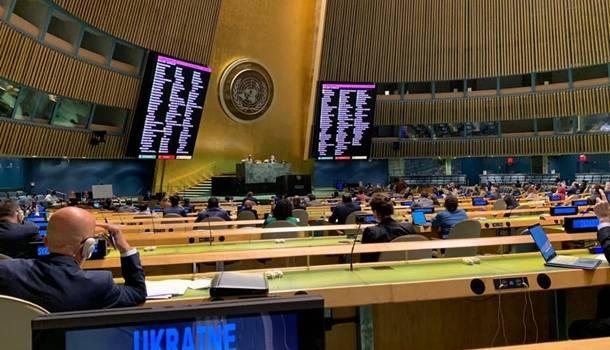 Постпред Украины в ООН потребовал ввести новые санкции против России из-за «выборов» в оккупированном Крыму