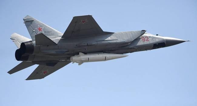«Уничтожение «Кинжалом»: Россия пригрозила НАТО уничтожением всей авианосной группировки Альянса