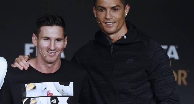 «По сто миллионов за год»: издание Forbes рассказало о гонорарах Роналду и Месси