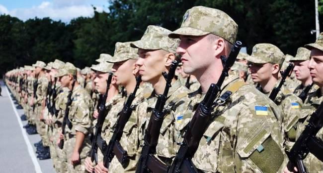 Ветеран АТО: Порошенко был не такой – депутаты Зеленского увеличили штрафы за уклонение от мобилизации