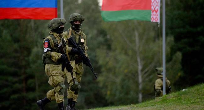 На территорию Беларуси прибыли военные, убивавшие украинцев на Донбассе