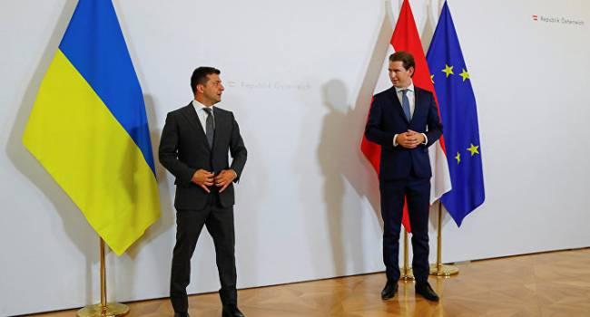 Президент Украины публично озвучил отношения между Киевом и Москвой