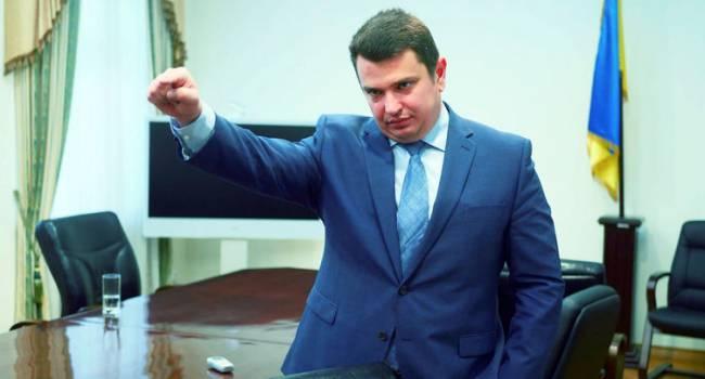 Сытник пригрозил Украине лишением безвиза, если его снимут с должности