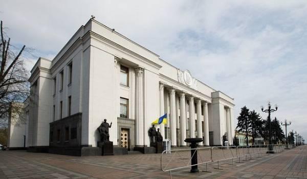 Рада не поддержала обучение в украинских вузах на иностранном языке