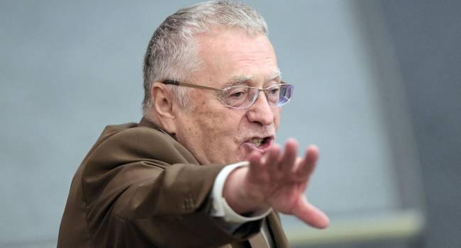 «Через 20 лет они будут уже настоящими украинцами, ненавидящими свою страну»: Жириновский с истерикой заявил, что в Украине скоро «вымрут» россияне