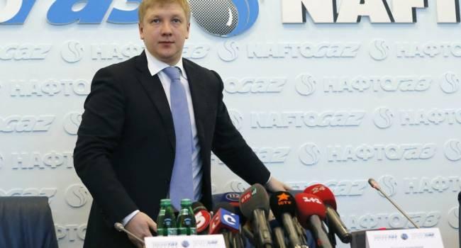 Коболев: Без американских санкций остановить строительство газопровода «Северный поток-2» вряд ли получится