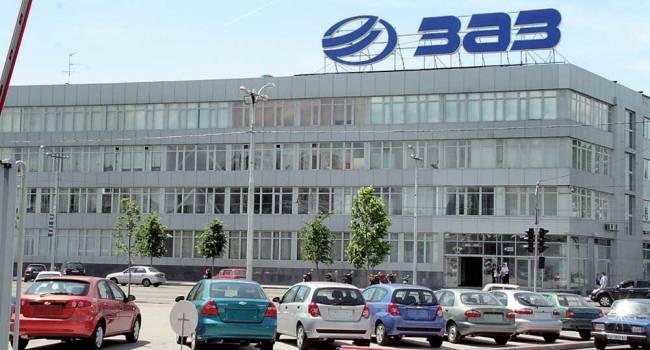 На украинском ЗАЗ будут собирать автомобили Renault из российских комплектующих