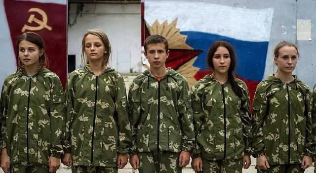 В ОРДЛО тратят миллионы на военную подготовку детей возрастом от 10 до 15 лет