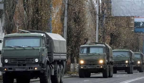 «Перевозят боевиков «ДНР»: В Донецке активизировалась грузовая военная техника