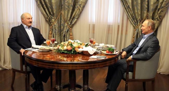 Встреча с Путиным в Сочи: Лукашенко получил не только $1,5 млрд., но и ультиматум в 2 месяца для урегулирования кризиса в стране любыми путями