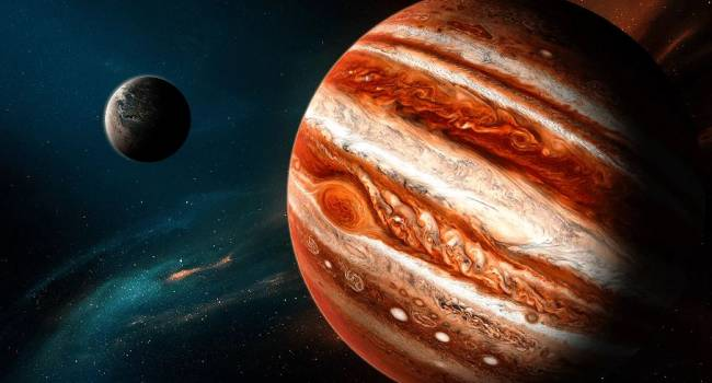 «Он может уничтожить землю»: ученые зафиксировали на Юпитере необычный шторм