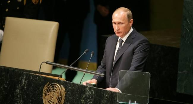Корнилова: Путин в своем выступлении на Генассамблее ООН будет умолять Запад снять с России санкции