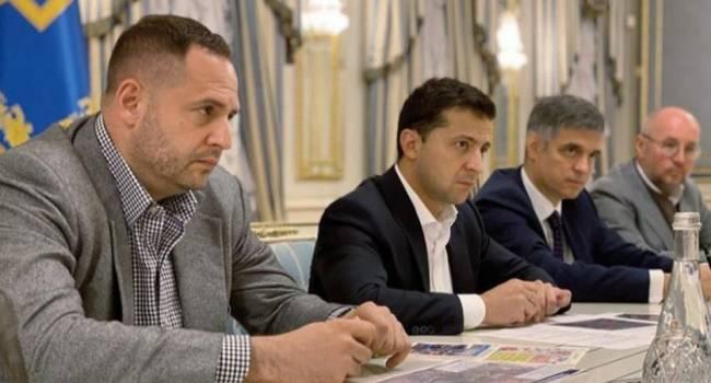 Зеленский и его команда смотрят на оккупированные территории через призму своего пиара и рейтингов - Турчинов