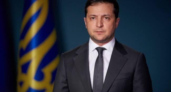 Владимир Зеленский прокомментировал выполнение режима «тишины» на Донбассе