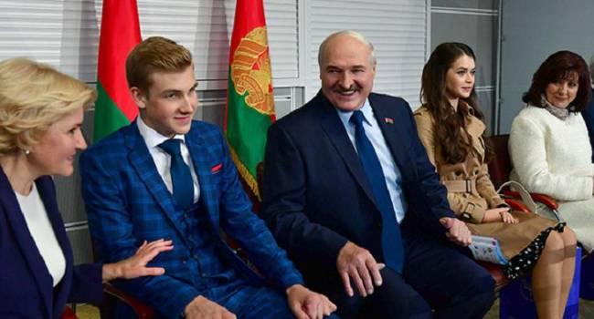 «Лукашенко называет его главным оппозиционером в семье»:  основатель СМИ NEXTA рассказал, как Николаем Лукашенко управляет его отец