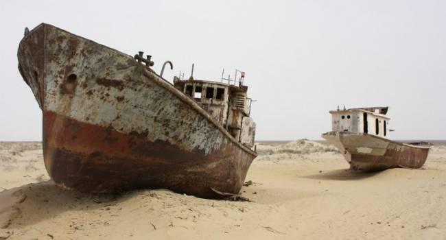 Историк: одно из преступлений коммунистов против человечности – уничтожение Аральского моря